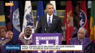 Obama: U.S. Can't Slip Into 'Comfortable Silence' on Race