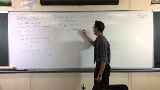 Induction Geometry Proof: Diagonals in a Convex Polygon