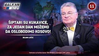 INTERVJU: Dejan Lučić - Šiptari su kukavice, za jedan dan možemo da oslobodimo Kosovo! (17.12.2018)