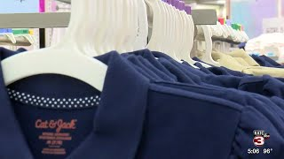 Uniform shopping for back to school, where to look