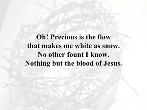 """Nothing But the Blood of Jesus"" (from Hillsong's Songs of Communion)"