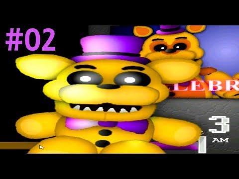 VERDAMMTER MIST! | FREDBEAR AND FEAR (REVIVED) #02 | LET'S PLAY FNAF FANGAME | FACECAM
