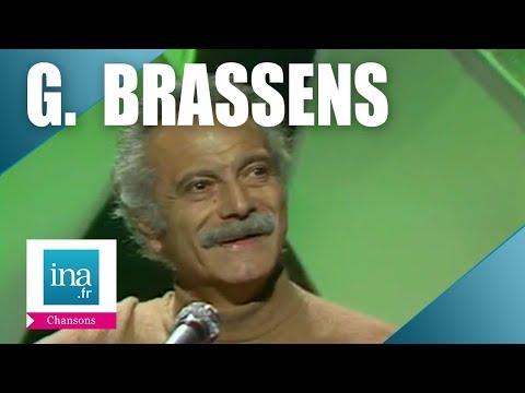 10 tubes de Georges Brassens que tout le monde chante | Archive INA