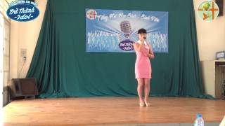 Trà Thành Idol 2013 - Trở Về - Nguyễn Thị Ánh Hoa