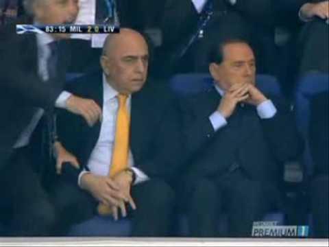 When Italian Football Ruled - Galliani and Berlusconi vs. Nessun Dorma