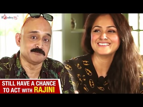 Simran Talks about Ajith, Vijay and Jyothika | Heart to Heart | A Bosskey TV Exclusive