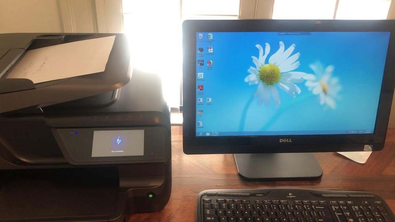 HP OFFICEJET PRO 8600 SCANNER DESCARGAR DRIVER
