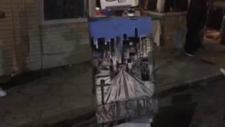 a3c street paint