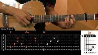 in my life the beatles aula de violo completa