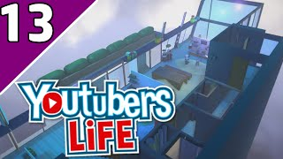 Let's Play YouTubers Life Ep 13 | LUXURY APARTMENT?! | (YouTubers Life Game Gameplay)