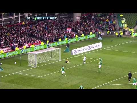 Ireland - Austria (2:2) // WM Qualification // 26.03.2013 // HD //