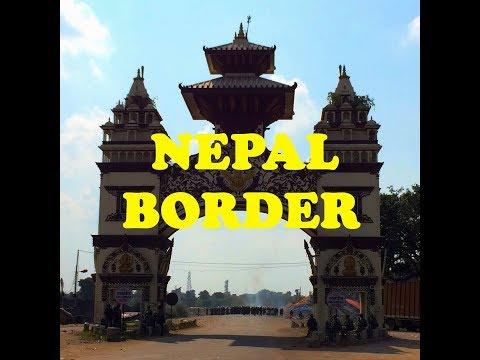 How to crossing India Nepal Border by road via Raxaul Birganj