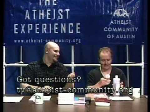 Atheist Experience 290 – Soap Label