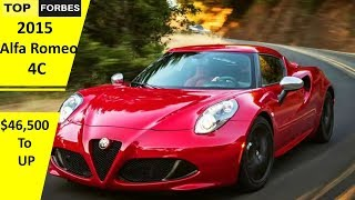Top 10 Cool Cars for Every Price Range in 2018 - Top Forbes