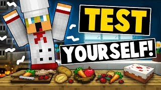 How Well Do YOU Know FOOD In Minecraft?