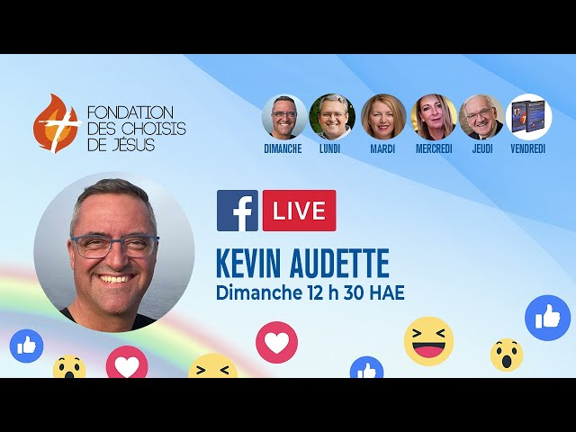 Facebook Live spécial 30/06/2021 - L'Amour m'aime