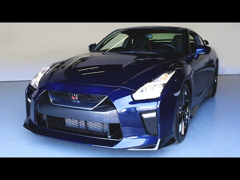 BRAND NEW 2017 NISSAN GTR!! (EXCLUSIVE FIRST LOOK & START UP)