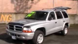2003 Dodge Durango SLT 4x4 4.7L