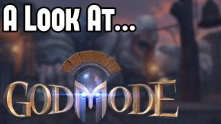 God Mode PC Gameplay, Opinion And First Impressions Review Max Graphic settings 1080P