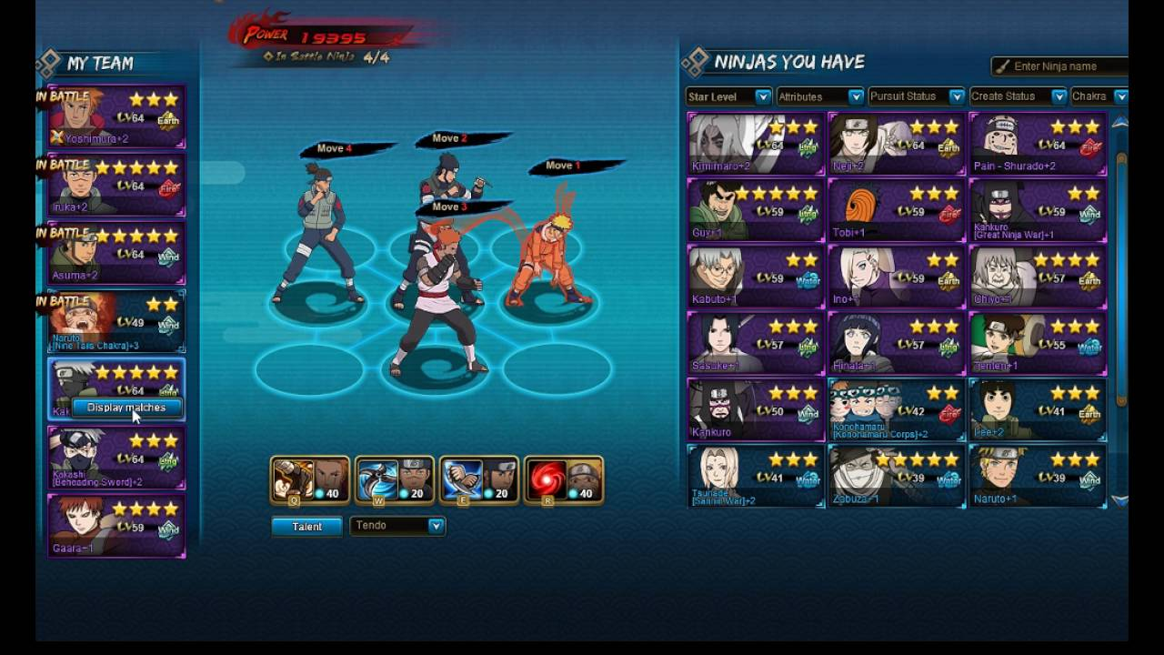 Naruto Online 9 Tails Event Youtube