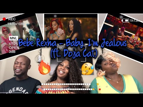 FIRST TIME REACTING TO Bebe Rexha | Baby, I'm Jealous (ft. Doja Cat) | SUBSCRIBERS REQUEST