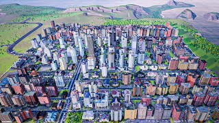 Simcity 5, Time Lapse- 0 to 500,000 population, #14