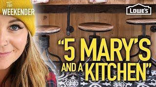 The Weekender: '5 Mary's and a Kitchen' (Season 3, Episode 6)