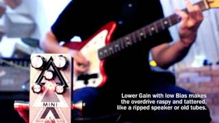 smallsound/bigsound Mini guitar and bass demo