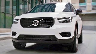 Volvo XC40 (2018) Ready to Fight Audi Q3