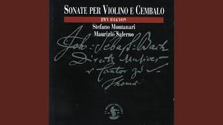 Sonata No. 2 in A-Dur BWV 1015: Andante un poco