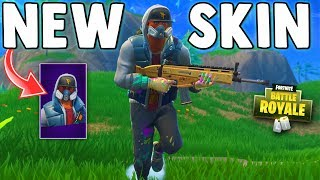 KILLING THANOS?! New Abstrakt Skin Gameplay - Fortnite Battle Royale