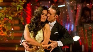 Susanna Reid & Kevin dance the Viennese Waltz to 'Annie's Song' - Strictly Come Dancing - BBC