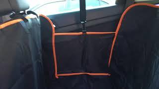Автогамак Pet (2в1)- (накидка, чехол, подстилка) для перевозки собак