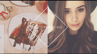 VLOGTOBER #12 Creps & All The Coffee | Hello October