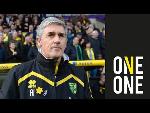Norwich City v Barnsley: EXCLUSIVE Alan Irvine Preview