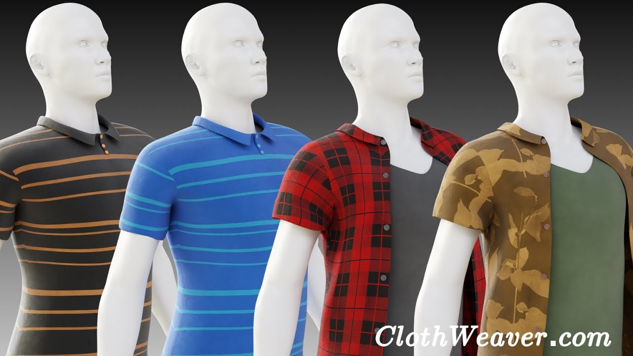 Cloth Weaver 4.1 - Blender Add-on (update) #1