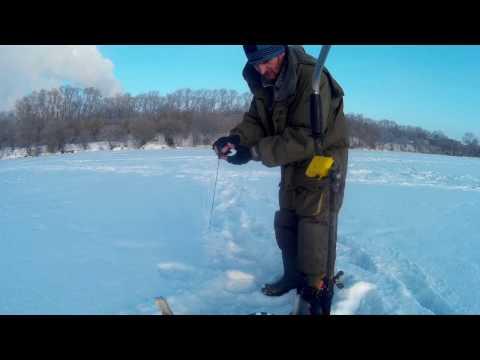 зимняя рыбалка на окуня - 2017-01-31 13:52:30