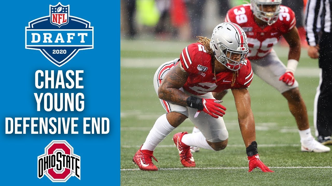 Chase Young | Defensive End | Ohio State | 2020 Draft Profile