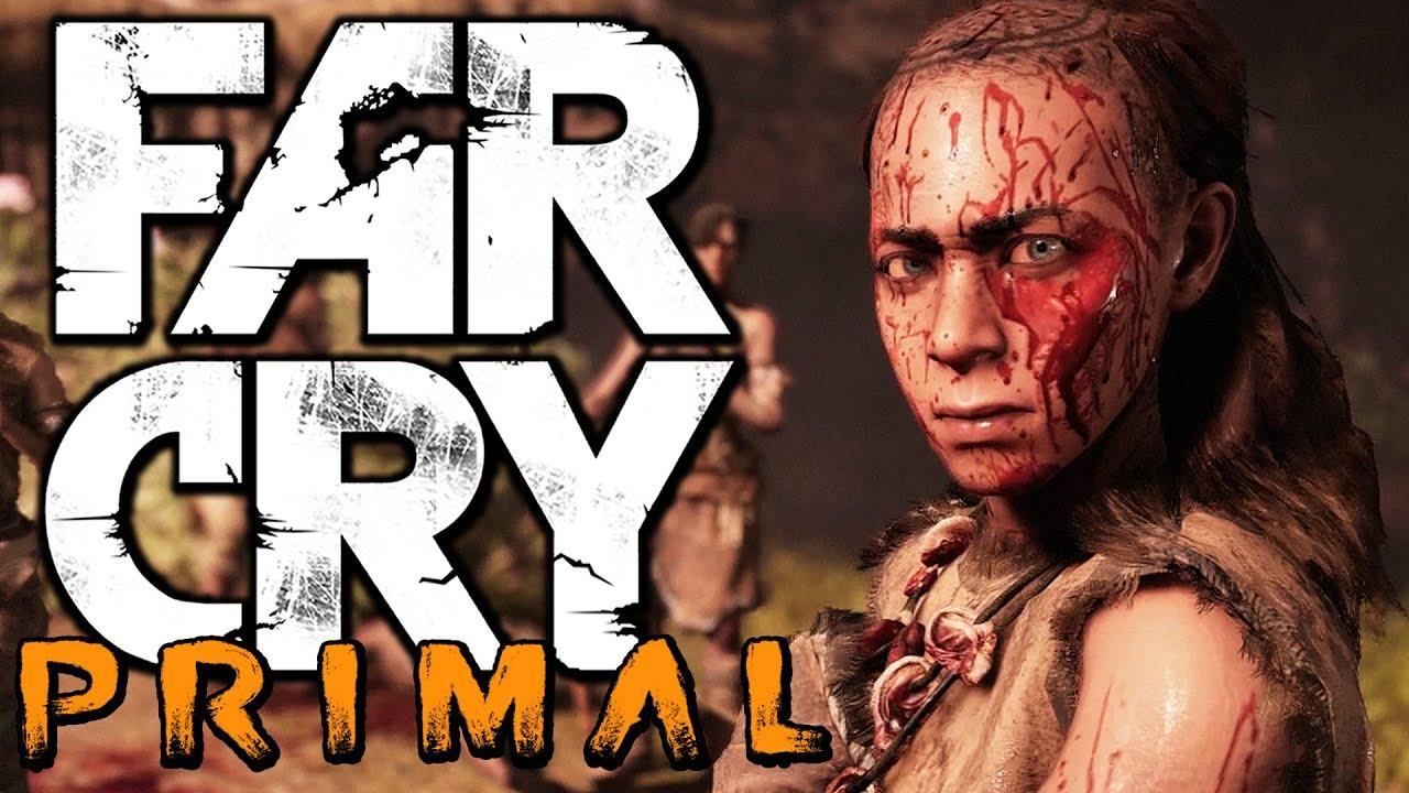 Far Cry Primal - Caveman Gets A Girlfriend What Far Cry -2524