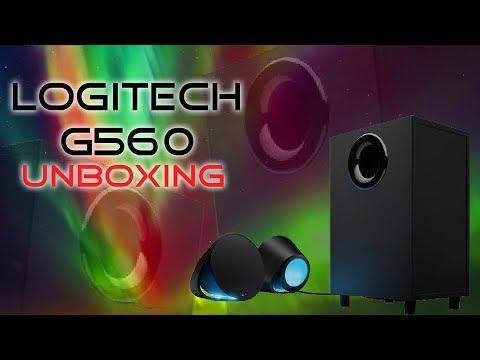 Logitech G560 Review - disco, Disco, DISCOOOOO - The