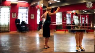 """""""Онлайн уроки танго с аргентинскими преподавателями"""" АРСЕТАНГО. Урок 3: перемещения"""
