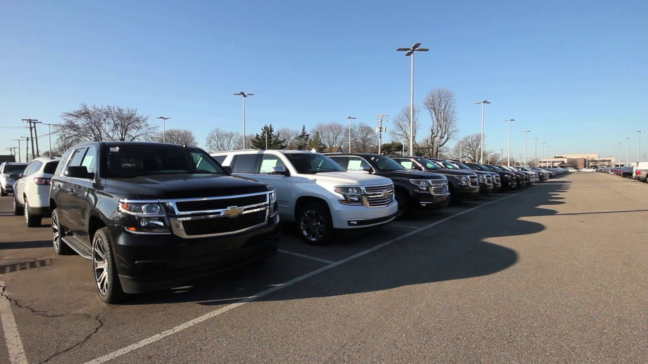 Ed Rinke Chevrolet Buick GMC in Center Line, MI - YouTube