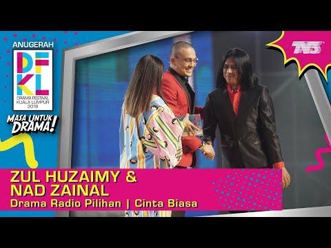 #DFKL2018 | Drama Radio Pilihan | Cinta Biasa | Zul Huzaimty & Nad Zainal