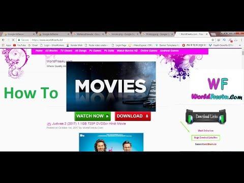 How To Download Movie In Worldfree4u Website Free