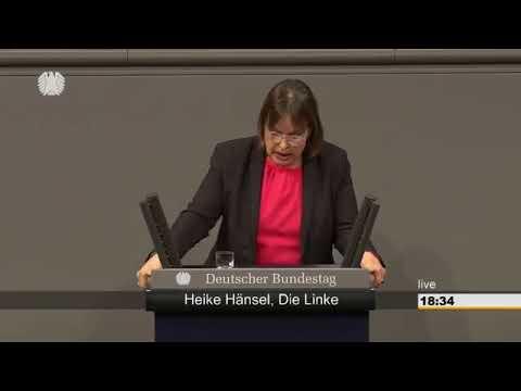 Heike Hänsel (DIE LINKE) Gegen Propaganda und Russlandhetze! Für eine Politik des Friedens