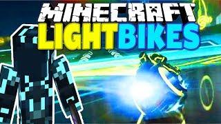Neuer Spielmodus: LIGHT BIKES ✪ ROBO DIETER?