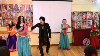 Say shava shava - Dance group  LAKSHMI