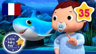 FUNNY BABY Infants Babygrow ange combinaison-AM Requin