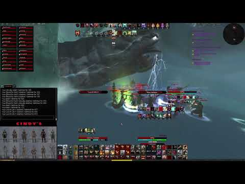 [Age of Conan : Unchained] T5, Raid, Otherworldly Junction, Requiem Nex 19.03.03 (Tank : DT)