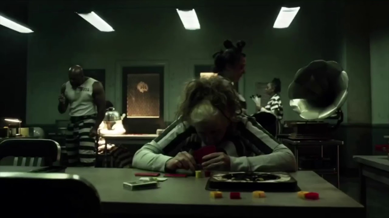 Download Gotham 4x10 opening scene professor pyg kills an inmate and listens to ave Maria